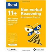 Bond 11+ Assessment Papers Non Verbal 5-