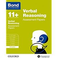 Bond 11+ Assessment Papers Verbal 5-6